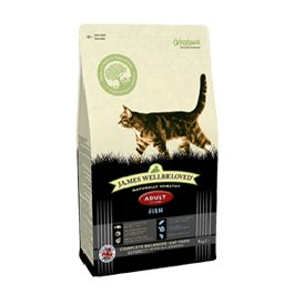 James Wellbeloved Adult Cat Fish & Rice 10kg