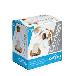 Gor Pets Cat Huggy Interactive Toy - Dogtor