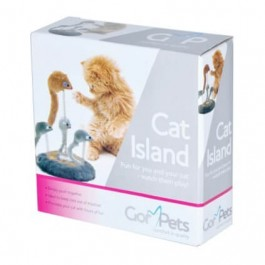 Gor Pets Cat Island Interactive Toy - Dogtor