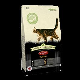 James Wellbeloved Adult Cat Turkey & Rice 1.5kg