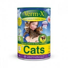 Verm-X Cat Herbal Treats 60g - Dogtor