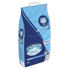 Catsan Hygiene Non-Clumping Cat Litter 20L - Dogtor