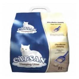 Catsan Ultra Clumping Cat Litter 5L - Dogtor