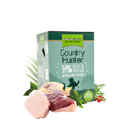 Natures Menu Cat Country Hunter Duck & Pheasant Pouch 6 x 85g - Dogtor