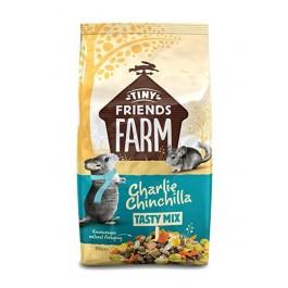 Tiny Friends Farm Charlie Chinchilla Muesli 850g - Dogtor