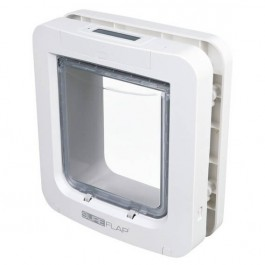 SureFlap Microchip Pet Door for Cats & Small Dogs - White