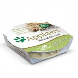 Applaws Adult Cat Chicken & Rice Pot 10 x 60g