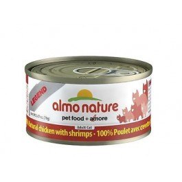 Almo Nature Legend Chicken & Shrimp for Cats 24 x 70g - Dogtor