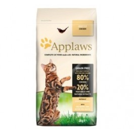 APPLAWS Cat Chicken Dry 2kg - Dogtor