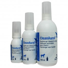 CleanAural chien 250 ml- La Compagnie des Animaux