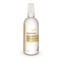 CleanAural Ear Cleaner for Dogs 50ml
