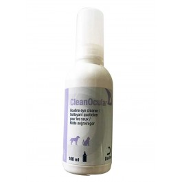 CleanOcular Eye Cleaner for Cats & Dogs 100ml