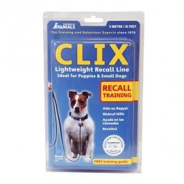 Clix Lightweight Recall Line - 5m - Dogtor