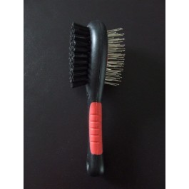 Mikki Combi Brush for Short/Medium Coats - Large - Dogtor