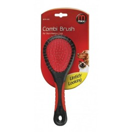 Mikki Combi Brush for Short/Medium Coats - Small - Dogtor