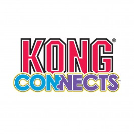 KONG Connects Kitty Comber auto-toilettage chat - La Compagnie des Animaux