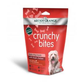 Arden Grange Chicken Crunchy Bites Dog Treats 225g - Dogtor