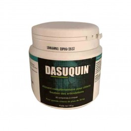 Dasuquin Tablets for Dogs over 25kg (pack of 80)