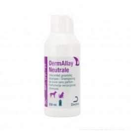 Dermallay Neutrale Shampooing 250 ml- La Compagnie des Animaux
