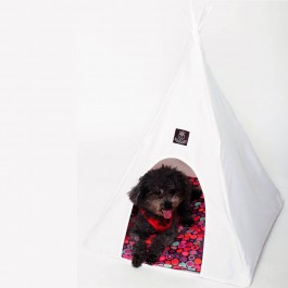Coco Jojo Pet Tepee Medium - Dogtor