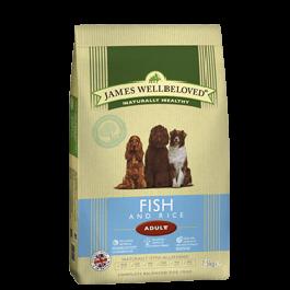 James Wellbeloved Adult Dog Fish & Rice 7.5kg