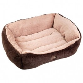 "Gor Pets Dream Sandalwood Slumber Bed - 26"" - Dogtor"