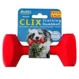 Clix Training Dumbbell - Medium - Dogtor