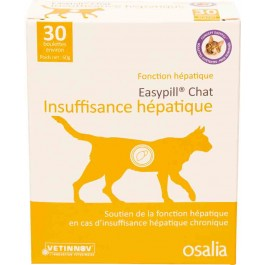 Easypill Liver Support Pellets for Cats 30 x 2g