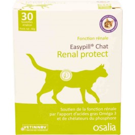 Easypill Kidney Support Pellets for Cats 30 x 2g