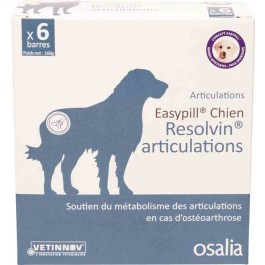 Easypill Resolvin Flex Bars for Dogs 6 x 28g