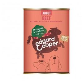 Edgard & Cooper Beef Tin 400g - Dogtor