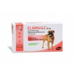 Eliminall Chien +40kg 3 pipettes (générique Frontline) - Dogtor