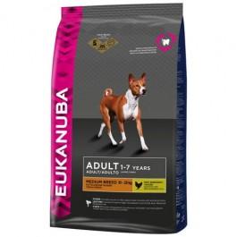 Eukanuba Active Adult Dog Medium Breed Chicken 2kg