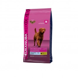 Eukanuba Chien Adult Weight Control Grande Race 15 kg - Dogtor