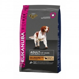 Eukanuba Adult Dog Small & Medium Breed Lamb & Rice 12kg
