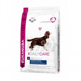 Eukanuba Chien Daily Care Overweight Sterilised 12.5 kg - Dogtor
