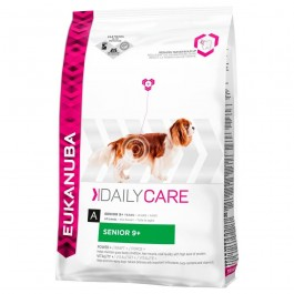Eukanuba Chien Daily Care Senior 9+ 12 kg - Dogtor