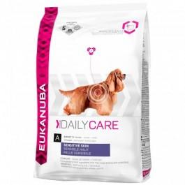 Eukanuba Chien Daily Care Sensitive Skin 2.3 kg - Dogtor