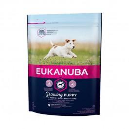 Eukanuba Growing Puppy Petite Race au poulet 1 kg - Dogtor