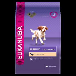 Eukanuba Puppy Small & Medium Breed Lamb & Rice 1kg