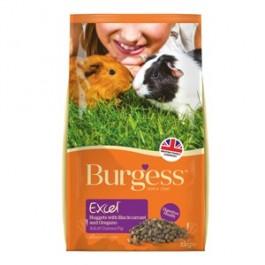 Excel Guinea Pig Nuggets with Blackcurrant & Oregano 2kg - Dogtor