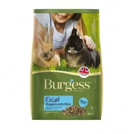 Excel Junior & Dwarf Rabbit Nuggets with Mint 4kg - Dogtor