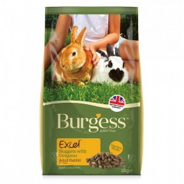 Excel Adult Rabbit Nuggets with Oregano 2kg - Dogtor