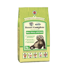 James Wellbeloved Ferret Complete 10kg