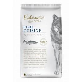 Eden 'Fish Cuisine' Medium Kibble 12kg - Dogtor