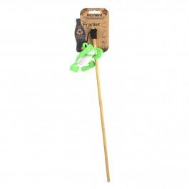 BECO Frankie The Frog Catnip Wand Toy - Dogtor