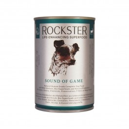 Rockster Sound of Game Tin 400g - Dogtor