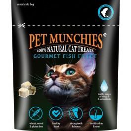 Pet Munchies Gourmet Fish Cat Treats 10g