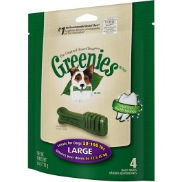 Greenies Dental Treats 170g - Large - Dogtor