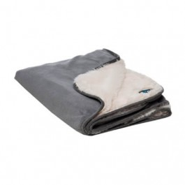 Gor Pets Nordic Grey (Double Sided) Blanket - Large - Dogtor